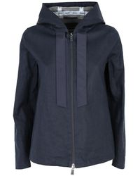 Herno Coats - Blauw