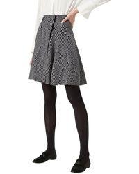 Emporio Armani Skirt - Grau
