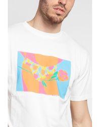 Thinking Mu T-shirt Blanco