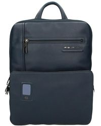 Piquadro Ca5102ao Backpacks Man - Blauw