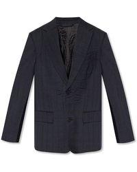 Balenciaga Oversize Blazer - Grijs