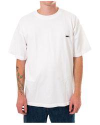 Obey - T-shirt Bold Heavyweight Tee 166912349.2100 - Lyst