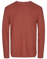 Minimum Reiswood 2.0 Knitted Jumper 2135 - Rood