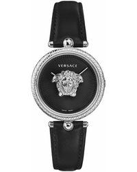 Versace Palazzo Watch - Grijs