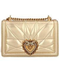 Dolce & Gabbana Cross Body Bag - Geel