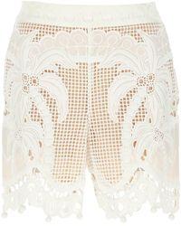 Zimmermann Shorts - Naturel