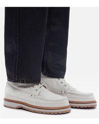 Jacquemus Botines 'Los zapatos de Garrigues Gris