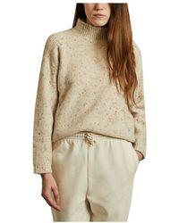 Bellerose Sweater - Natur