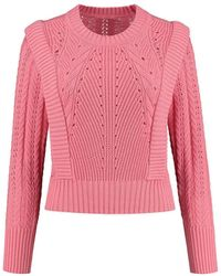 Fifth House Sweater - Roze