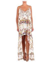 Camilla 911sdsc050 Dress - Wit