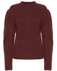 Ichi Sweater 20113180 - Rood