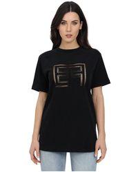 Albano T-shirt - Zwart