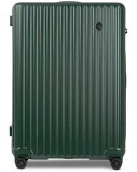 Conwood Vector Mountain View Suitcase Set - Groen