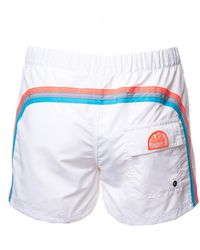 Sundek Sea clothing Blanco