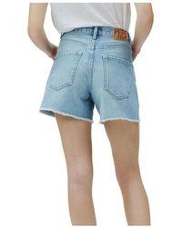 Pepe Jeans Shorts Azul
