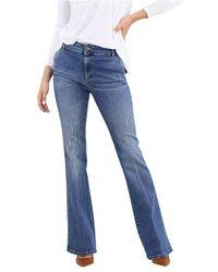 Kocca Jeans - Blauw