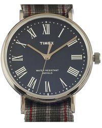 TIMEX ARCHIVE Watch - Tw2T98800Lg - Grau