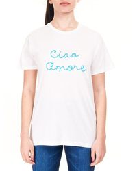 Giada Benincasa - T-shirt - Lyst