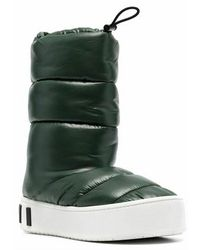 Marni Padded snow boots Verde