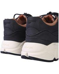 Buttero Vinci Running Sneakers - Schwarz