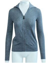 Hermès Cashmere Sweater Gris