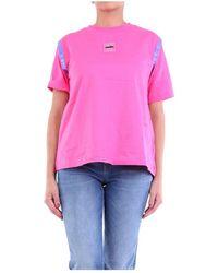 Diadora 177044 T-shirt - Roze