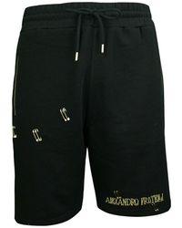 Alexandro Fratelli Shorts - Noir