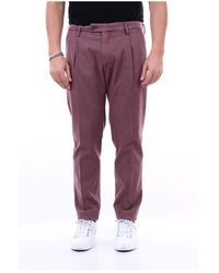 Michael Coal - Trousers Frederick2620wc - Lyst