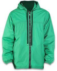 N°21 Jacket - Groen