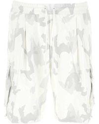 Dolce & Gabbana Bermuda Shorts - Wit
