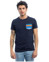 Gallo T-Shirt - Blu