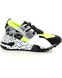 Steve Madden Schoene Cliff Sneaker - Wit