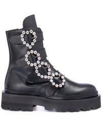 John Richmond Ankle boot - Noir