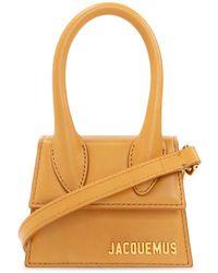 Jacquemus 'le Chiquito Shoulder Bag - Naturel