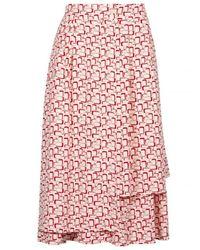 Anonyme Designers Skirt - Rood