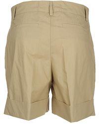 P.A.R.O.S.H. Shorts - Neutro