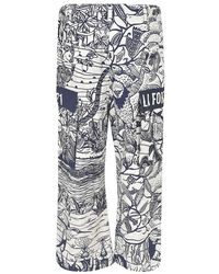 Dior Pantaloni - Gris