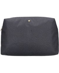 Borbonese 930120i15 Envelopes Woman Black - Zwart