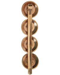 Versace Adorned hair pin Amarillo