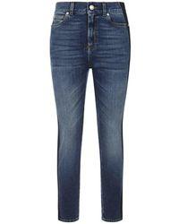 Alexander McQueen Jeans - Azul