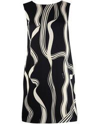 Marella Sora Sleeveless Dress - Zwart