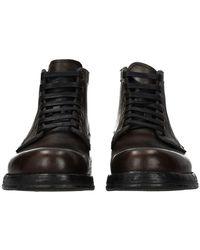 EA7 Boots - Noir