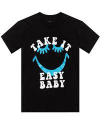Amiri Printed T-shirt - Zwart