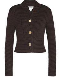 Bottega Veneta Jacket - Zwart