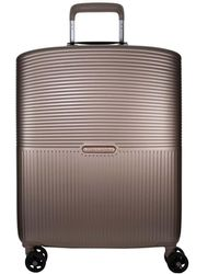 Mandarina Duck Suitcase aircase 55 cm - Jaune