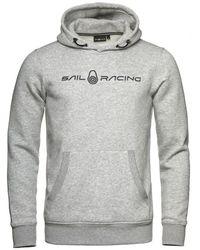 Sail Racing Bowman Hood - Grijs