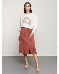 Catwalk Junkie SK Jina skirt - 2002024228-420 Marrón