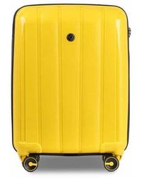Conwood Pacifica 55 Cm Vibrant Yellow Cabin Suitcase - Geel