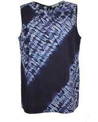 P.A.R.O.S.H. T-shirts - Bleu