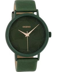 OOZOO Watch - Groen